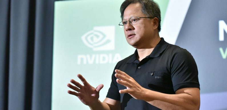 NVidia CEO says next gen video card is long ways off