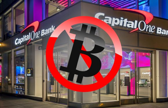 Capital One blocks CryptoCurrency purchases with its Card