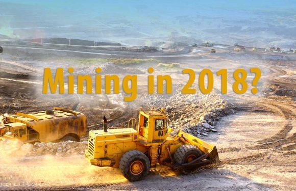 Is mining profitable 2018?